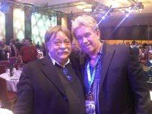 Steve Propas (r) and longtime Neill Dixon (r).thumbnail