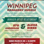 Winnipeg Managers Huddle 2017 Graphic